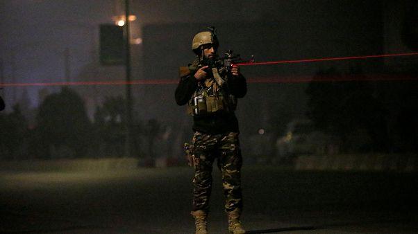 Αιματηρή επίθεση σε ξενοδοχείο στην Καμπούλ