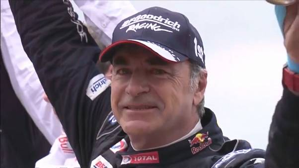Segundo Dakar para Carlos Sainz