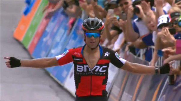 Richie Porte gewinnt 5. Etappe der Tour Down Under