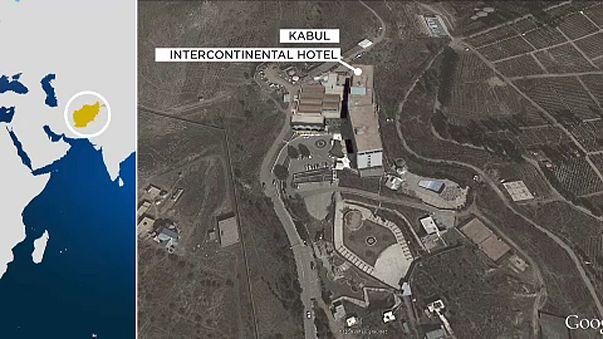 Kabul: Támadás az Intercontinental ellen