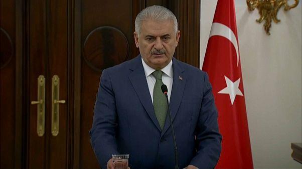 Turquia lança ofensiva terrestre em Afrin
