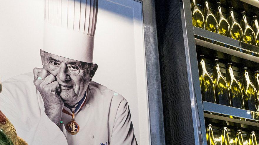 Fransızlar duayen aşçı Paul Bocuse'un yasını tutuyor