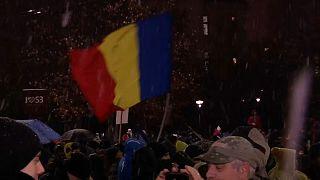 Miles de personas marchan en Rumanía por la independencia judicial