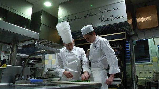 A cozinha francesa despede-se do chef Bocuse