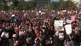 El movimiento feminista vuelve a las calles de EEUU