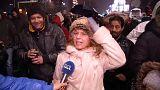 Romenos protestam contra corrupção