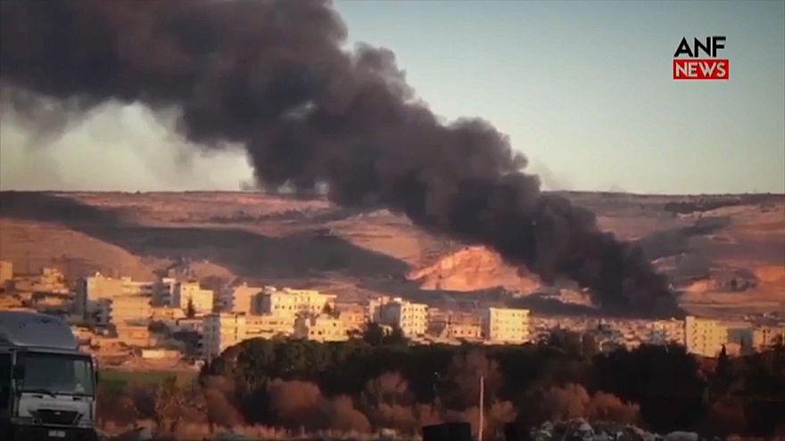 """Турция протягивает """"Оливковую ветвь"""" Сирии"""