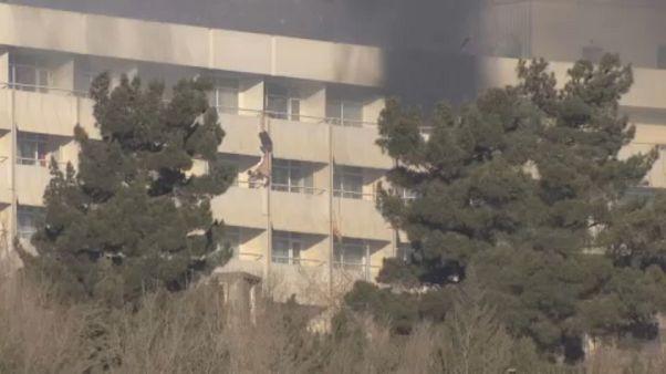 Többen meghaltak a kabuli hotel ostromakor