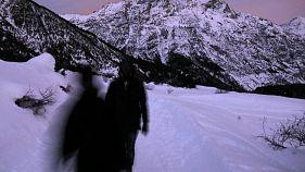 پیدا شدن جسد یخ زده ۱۵ پناهجوی سوری در مرز کوهستانی لبنان و سوریه