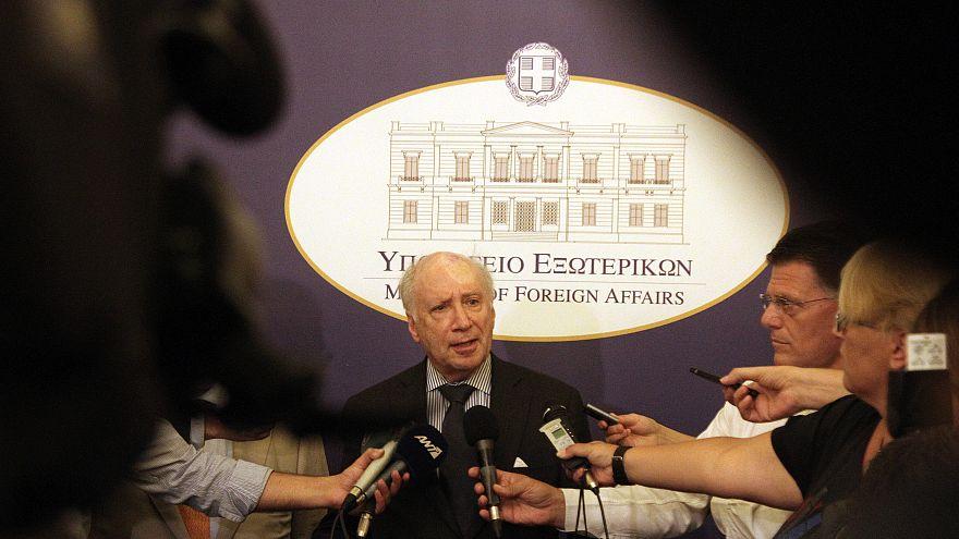 Τις επόμενες ημέρες προτίθεται να επισκεφθεί Αθήνα και Σκόπια ο Μάθιου Νίμιτς