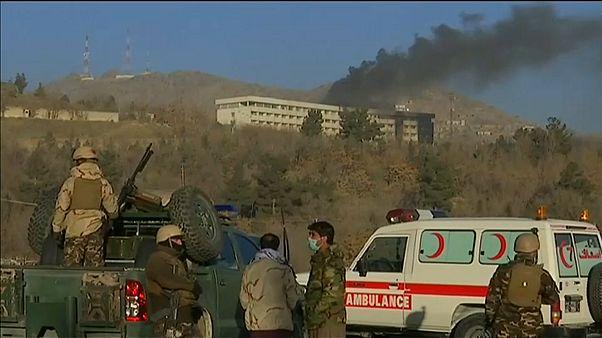 Число погибших в Кабуле возросло