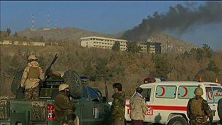 Decenas de muertos en el ataque a un hotel de lujo en Kabul