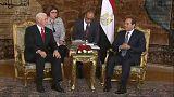 Mike Pence viaja a Egipto, Jordania e israel en medio de la crisis por Jerusalén