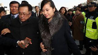 Στη Σεούλ η αντιπροσωπεία της Βόρειας Κορέας