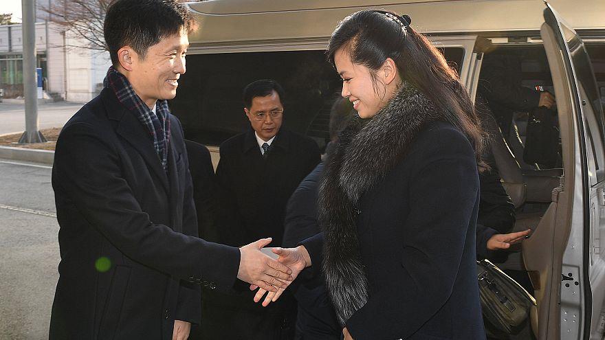 JO : une délégation nord-coréenne à Séoul