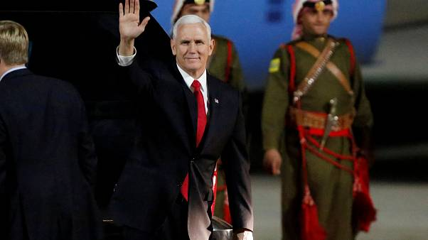 Mike Pence, vicepresidente Usa