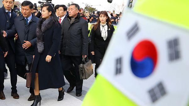 Delegation aus Nordkorea überquert Grenze zum Süden