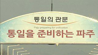 Una delegación norcoreana en Seúl, por primera vez en cuatro años