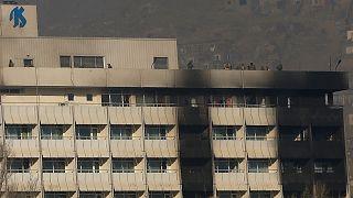 Les talibans revendiquent l'attaque d'un hôtel de luxe à Kaboul