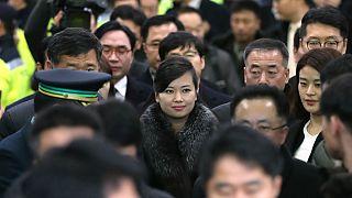 Kuzey Koreli inceleme heyeti Güney Kore'ye gitti