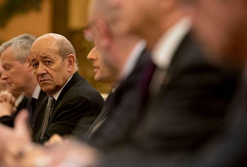 نبرد عفرین: فرانسه خواستار برگزاری نشست شورای امنیت شد