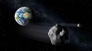 """ناسا: """"كويكب أكبر من برج خليفة يهدد الأرض"""""""