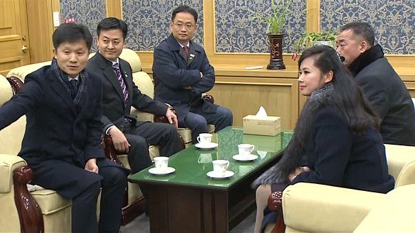 Delegação de Pyongyang já está na Coreia do Sul