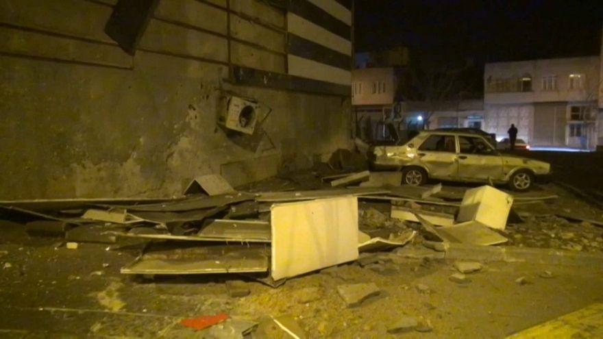 Contraofensiva kurdosiria: un muerto por obús en Turquía
