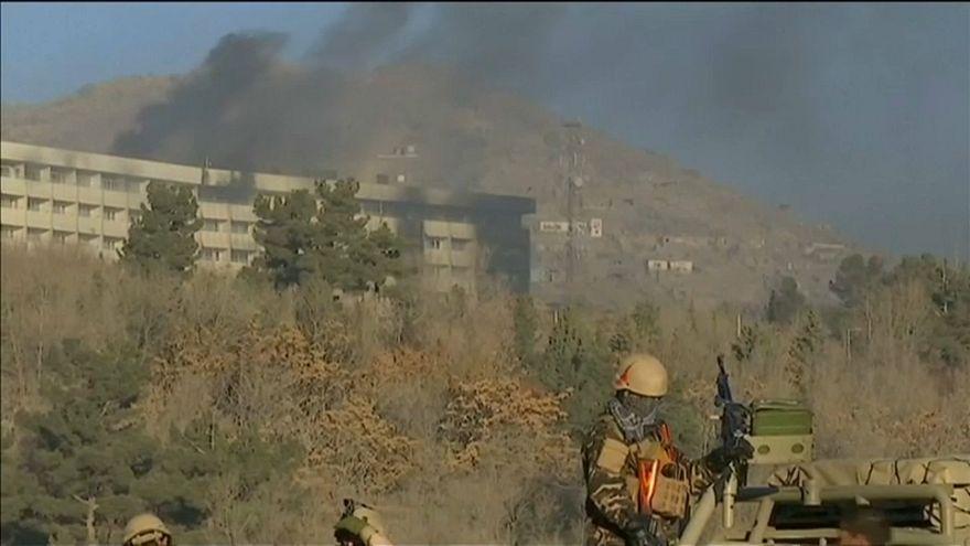 18 قتيلا على الأقل حصيلة هجوم فندق الانتركونتيننتال في كابول
