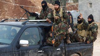 Σε εξέλιξη η επιχείρηση «κλάδος ελαίας» των Τούρκων κατά Κούρδων ανταρτών στη Β.Συρία