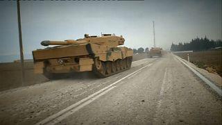 Zeytin Dalı Harekatı'nda ilerleyiş sürüyor