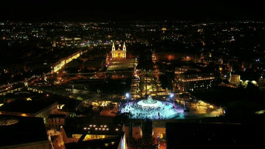 La Valeta se estrena como Capital Europea de la Cultura 2018