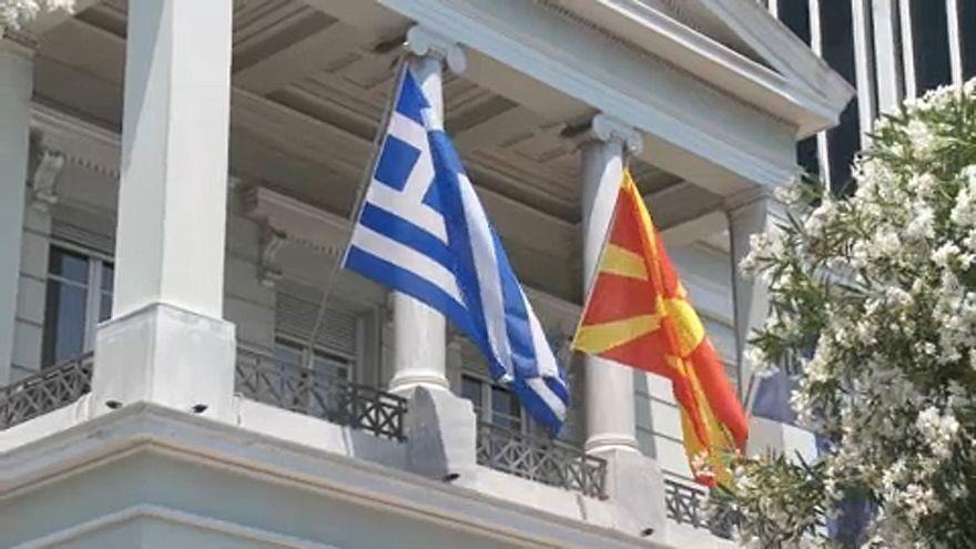 Κόντρα κυβέρνησης - αντιπολίτευσης για το Σκοπιανό