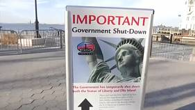 USA: kormányzati leállás, csalódott turisták