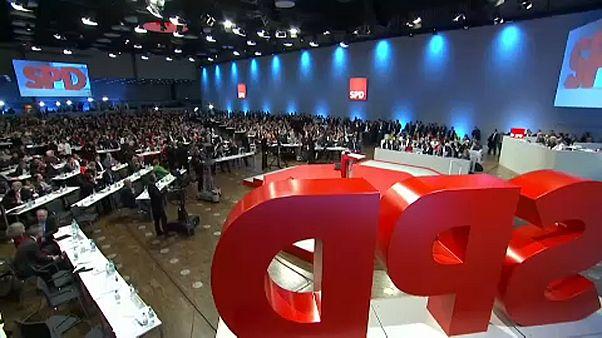 Megint nagykoalíció lesz Németországban