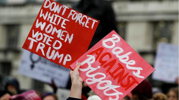 Women's March 2018: 11 of the best signs, chosen by Euronews