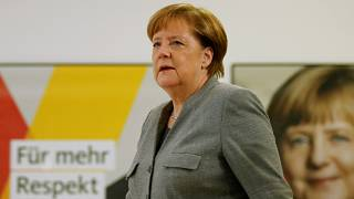الحزب الاشتراكي الديمقراطي الألماني يوافق على تشكيل ائتلاف حكومي مع ميركل