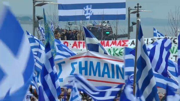 El uso del nombre de Macedonia levanta ampollas en Grecia