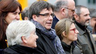 Catalogna: Madrid chiederà arresto Puigdemont se va in Danimarca