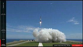 """Erfolgreicher Raketenstart für """"Rocket Lab"""""""