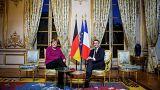 Merkel und Macron kündigen neuen Élysée-Vertrag an