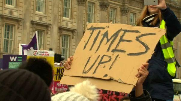 Fin de semana de protestas contra Trump y por los derechos de las mujeres