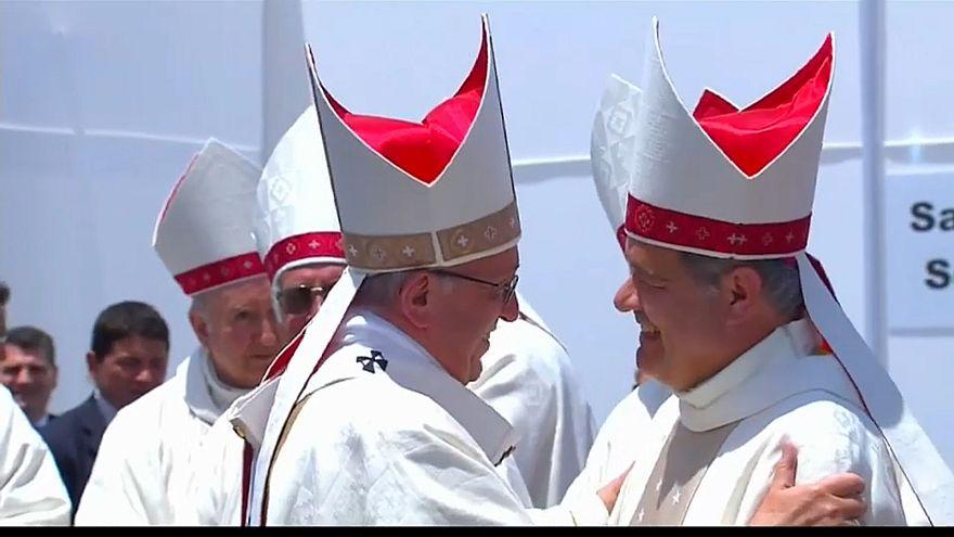 Pope's defence of Chilean bishop draws stinging rebuke from Cardinal