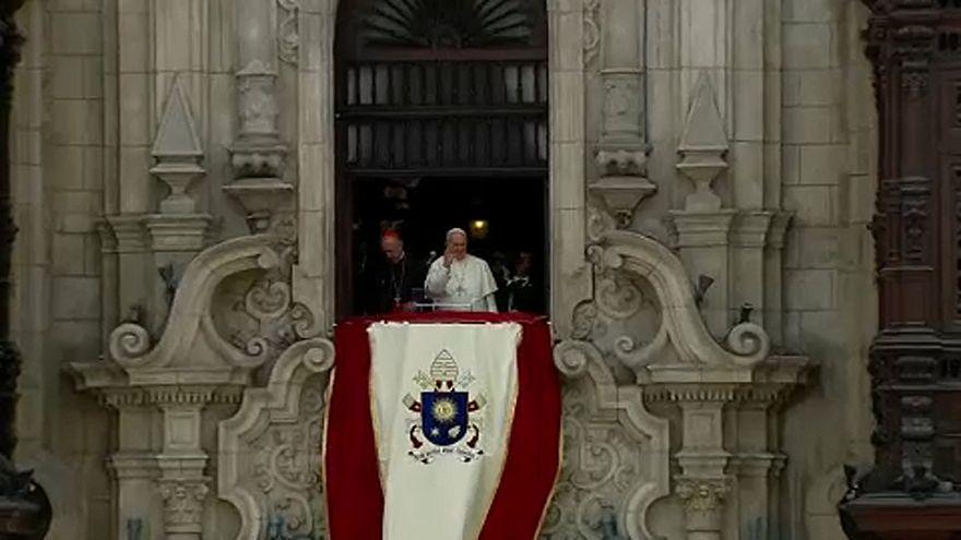 Ferenc pápa a nők elleni erőszakról
