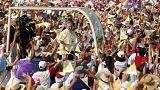 Папа Франциск завершил латиноамериканский визит