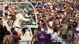 Ο Πάπας στηλίτευσε τη βία κατά των γυναικών