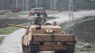 Ερντογάν: «Θα συντρίψουμε τους Κούρδους»
