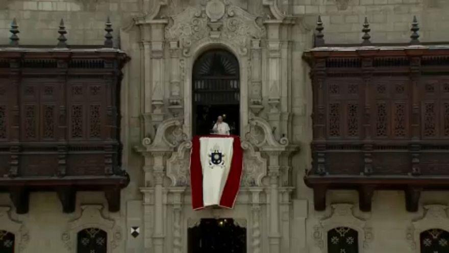 Papa Francis'ten umut çağrısı