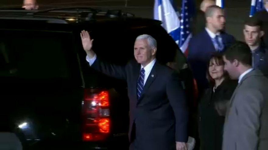 Izraelben tárgyal az amerikai alelnök