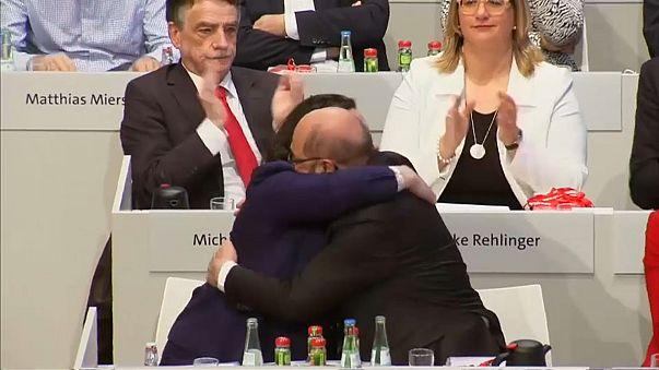 Шанс для Ангелы Меркель